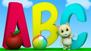 Big Phonics Song | ABC Song | Learn Alphabets | A To Z Nursery Rhymes | Baby Songs Kids Tv Cartoons width=