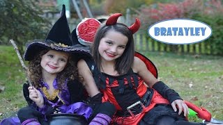 getlinkyoutube.com-Halloween Trick-or-Treating with Bratayley (WK 200.3)