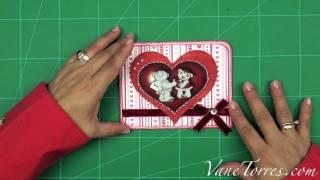 getlinkyoutube.com-Tarjeta de San Valentin - Día de los Enamorados