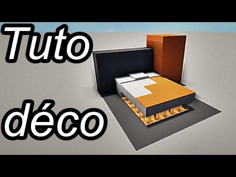 Minecraft tuto d co int rieur meubles 2 2 for Deco interieur eigentijds huis