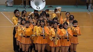 getlinkyoutube.com-【4K】第27回京都府マーチングコンテスト【フリーの部】 京都橘高校吹奏楽部