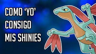 getlinkyoutube.com-Guía Pokémon X / Y - Como YO encuentro un shiny o variocolor