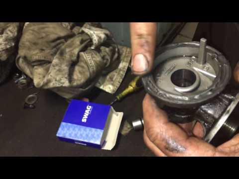 Renault Kangoo 1.5 dci замена манжета теплообменника