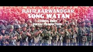 New Atan Song 2015- Watan- Hafiz Karwandgar 2015- Afghan music- ATTAN, ATAN 2015