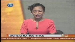 Ji Cheki na 100 Thao Promotion yaanza rasmi