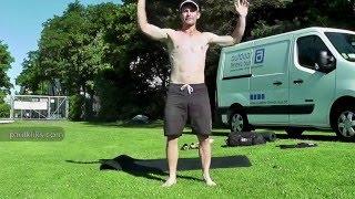 Mit Freeletics zur Bikinifigur - Burpee Übungen für Anfänger + Technik