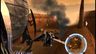 getlinkyoutube.com-Star Wars Clone Wars: Level 3- The Battle of Geonosis