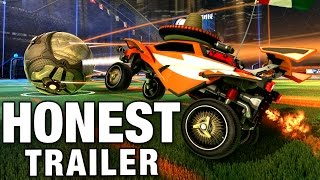 Honest Trailer z Rocket League