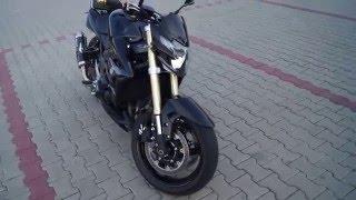 getlinkyoutube.com-Suzuki GSR 750 mivv gp carbon