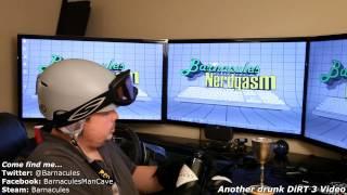 getlinkyoutube.com-Another DiRT 3 Drunk Driving Video - Drunk Driver, Drunk Camera Man, Drunk Fun!