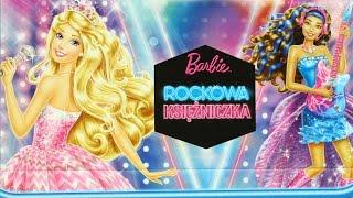 Movie`s Set / Zestaw Filmowy - Barbie in Rock `N Royals / Barbie i Rockowa Księżniczka - Z STN101