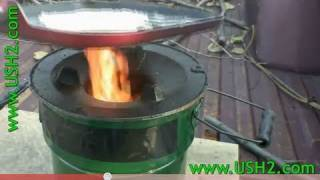 getlinkyoutube.com-Buy the Rocket Stove - Emergency Disaster Preparedness - Home Cooking