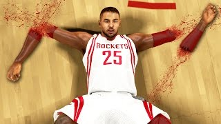 getlinkyoutube.com-Arms Chopped Off, This Game Is Cursed ... :/ | Nike or Jordan? | NBA 2K15 Next Gen MyCareer #20