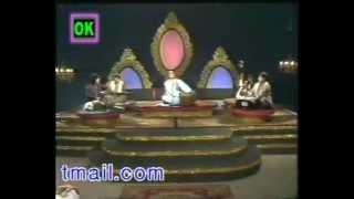 Mehdi Hassan - Dono jahan teri muhabbat - Live in concert