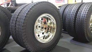 getlinkyoutube.com-Montagem Caminhão RC Kit Tamiya King Hauler Black Edition #7 - 1/14 Scale RC Tractor Truck
