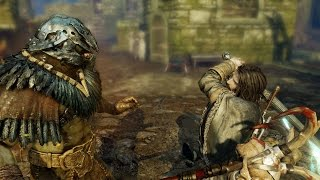 getlinkyoutube.com-Shadow of Mordor - How to Kill a Warchief When Everything Goes Wrong
