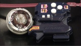 Beyblade BBC-05 Phantom Orion Super Control Beyblade (Takara Tomy) Review and Test HD! AWESOME