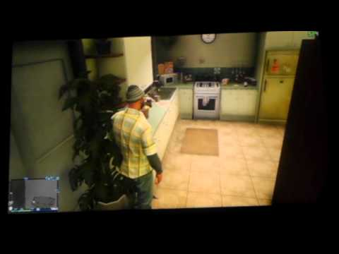 GTA V Franklin's Aunties House Guide