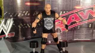getlinkyoutube.com-RYBACK!!!! WWE Elite Series 21 Figure Review