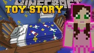 getlinkyoutube.com-Minecraft: ANDY'S ROOM - TOY STORY - Custom Map [1]