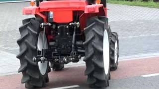 getlinkyoutube.com-YANMAR F16D 4x4
