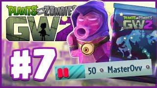 getlinkyoutube.com-LEVEL 50 & 2 NEW CHARACTERS | Plants Vs Zombies Garden Warfare 2 | Garden Warfare 2 BETA Part 7