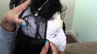getlinkyoutube.com-Full Wig w/ Lace Closure| EASY Tutorial!!