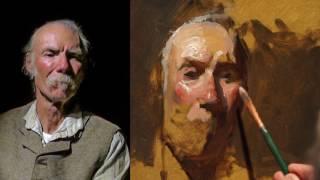 David Leffel -  Bill Cody Portrait  - TRAILER