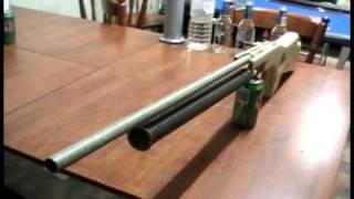 getlinkyoutube.com-my homemade air rifle - piston valve