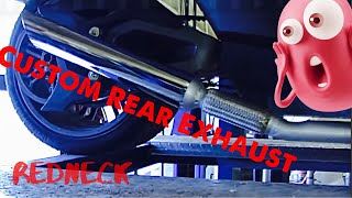 getlinkyoutube.com-Polaris Slingshot Custom Exhaust. Factory Cat/Cherry Bomb/Muffler Tip