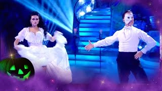 getlinkyoutube.com-Strictly's Best Bits: Halloween Week | Strictly 2015: BBC One