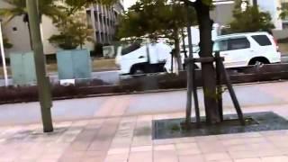 Japonyada Zemin Sıvılaşması