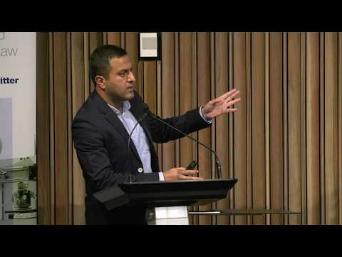 Can Technology Innovation Revolutionize Health and Well-being? Muhammad Zaheer Abbas at QUT