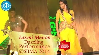 getlinkyoutube.com-Laxmi Menon Dazzling Dance Performance || SIIMA 2014 || Malaysia