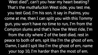 Game - The City ft. Kendrick Lamar (Lyrics)
