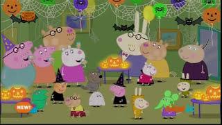 getlinkyoutube.com-Peppa Pig Pumpkin Party Filmed Digitally in HD