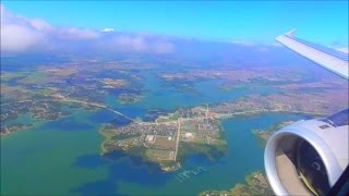 getlinkyoutube.com-American Airlines Airbus A321-231 | Charlotte to Dallas Fort Worth *Full Flight*