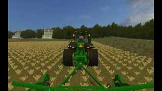 getlinkyoutube.com-John Deere Corn Harvest HD