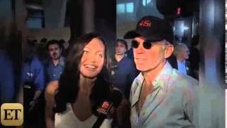 getlinkyoutube.com-Billy Bob Thornton on 'Crazy Time' With Angelina Jolie: I'm Not 'Fond of It' | StarCelebrityTV
