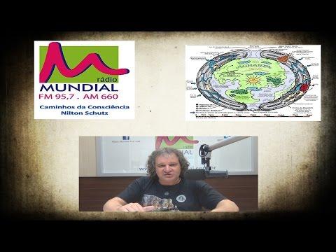 Nilton Schutz - Programa Caminhos da Consciência em 25/10/2014
