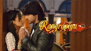 getlinkyoutube.com-EXCLUSIVE -- Sanaya Irani in Nautanki Film's Rang Rasiya - First Look Pictures