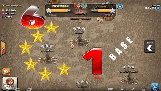 getlinkyoutube.com-3 star TH9 #10 - Strategy GoLaLoon   Attack 6 Star 1 Base
