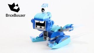 getlinkyoutube.com-Lego Mixels 41541 Snoof - Lego Speed Build