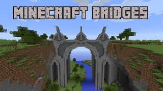 getlinkyoutube.com-Minecraft Build School: Bridges!