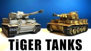 "getlinkyoutube.com-RC ADVENTURES - AiRSOFT RC TANKS - ""Tiger Tank"" - Panzerkampfwägen"