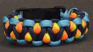 "Make the ""Solomon's Dragon"" Paracord Survival Bracelet - BoredParacord"
