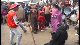 getlinkyoutube.com-Azamgarh ki comedy barat  के  भोजपुरिरा डांस  video