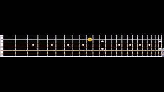 getlinkyoutube.com-Canon rock guitar tab tutorial