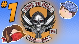 getlinkyoutube.com-Ride to Hell: The Best Game on Steam - PART 1 - Steam Train