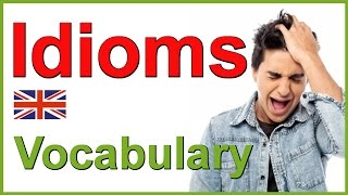 getlinkyoutube.com-IDIOMS and PHRASES in English | The body